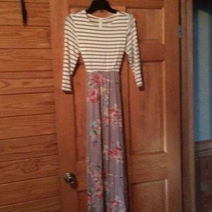 7f59f48a27c Vanilla Bay · Cute maxi dress